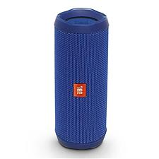 JBL 藍牙小音箱/便攜音響/低音炮 (藍)  FLIP4 萬花筒4