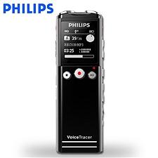 飛利浦 會議采訪30米遠距離無線錄音筆 (黑色) 8G  VTR6200