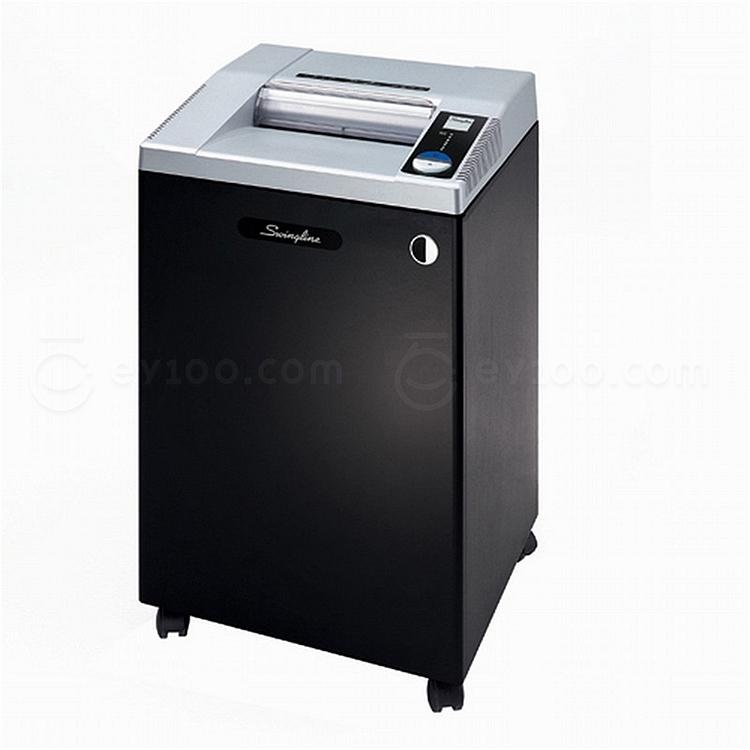 杰必喜 商务型高性能碎纸机 (黑银) 碎纸效果:2*15mm  CM15-30 100L