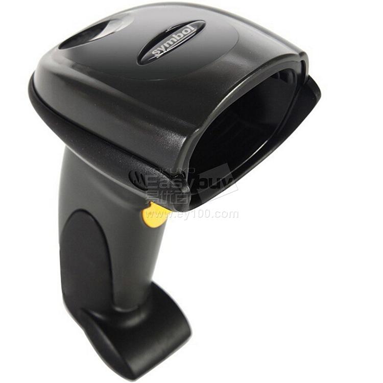 摩托罗拉 有线扫描枪 (灰黑) 二维  DS6708
