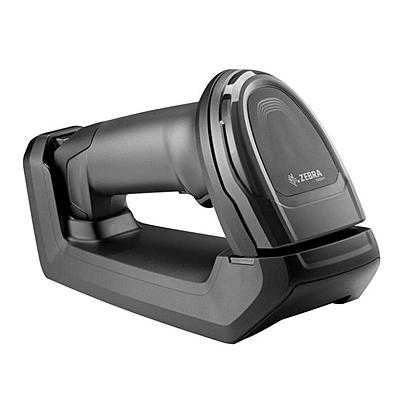 斑马 二维扫描枪 (黑) 无线  DS8178