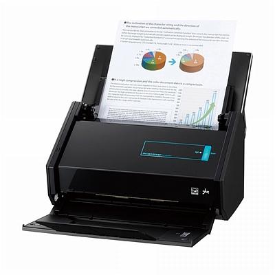 富士通 高速馈纸扫描仪  IX500