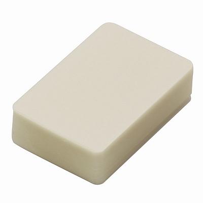 优玛仕 高品质塑封膜 100套/包  3寸 7C