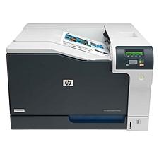 惠普 彩色激光打印机(A3) 双面+网络  LaserJet CP5225DN