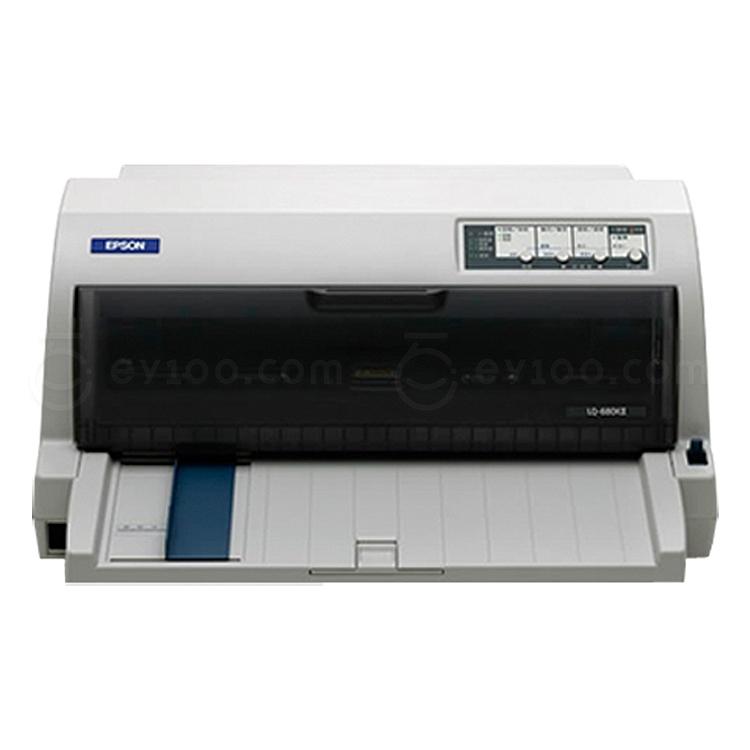 爱普生 高效型票据打印机  LQ-680K II