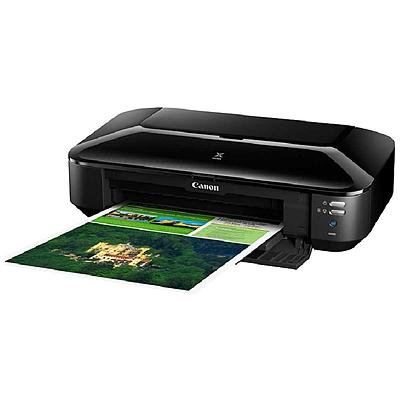 佳能 彩色喷墨照片打印机 (黑) A3+幅面 有线网+wifi  iX6880