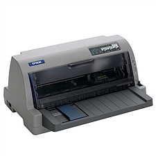 爱普生 平推式针式打印机  LQ-630KII/LQ-635KII