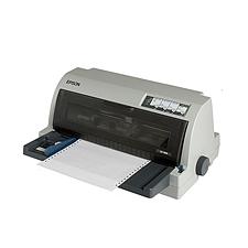 愛普生 平推式針式打印機 106列  LQ-790k