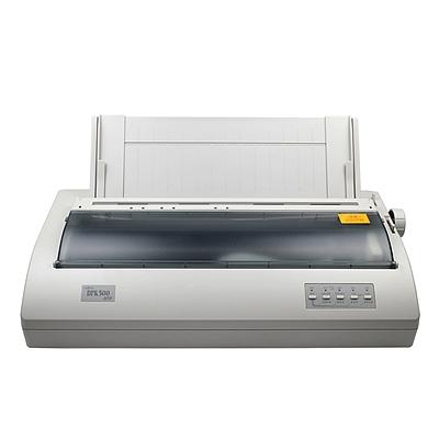 富士通 宽行高速针式打印机 136列  DPK500