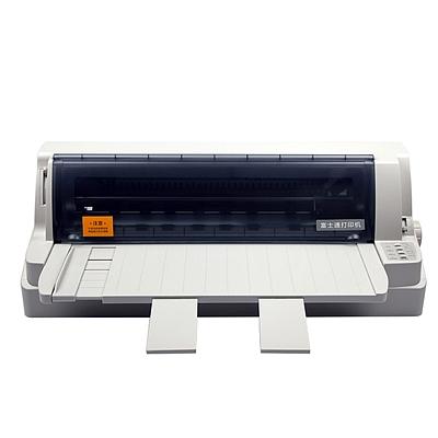 富士通 宽行高速票据针式打印机 136列  DPK900