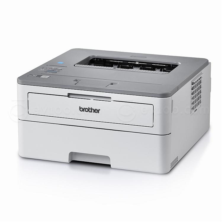 兄弟 黑白激光打印机 双面+网络  HL-B2050DN