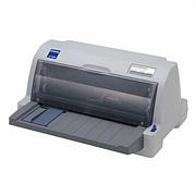 爱普生 平推票据针式打印机  LQ-630K