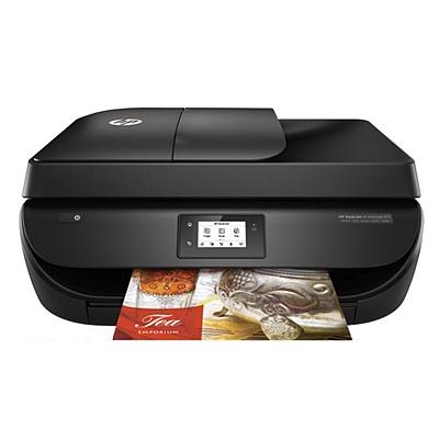 惠普 惠省系列彩色喷墨多功能一体机 (黑) 4合1+wifi  Deskjet 5278