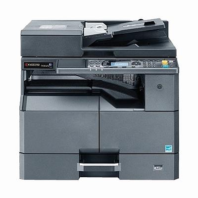 京瓷 黑白数码复印机 (黑) 双面输稿器+双面器+单纸盒配置  TASKalfa 1801