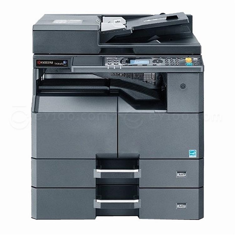京瓷 黑白数码复印机 (黑) 双面输稿器+双面器+双纸盒配置  TASKalfa 2201