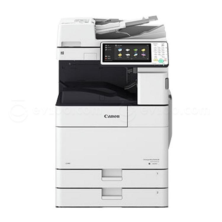 佳能 黑白数码复印机 双纸盒+双面送稿器+工作台  iR-ADV 4525
