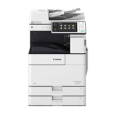 佳能 彩色数码复印机 双纸盒+双面送稿器+工作台  iR-ADV C5535