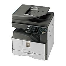 夏普 黑白数码复印机 单纸盒+送稿器+工作台配置  AR-2348NV