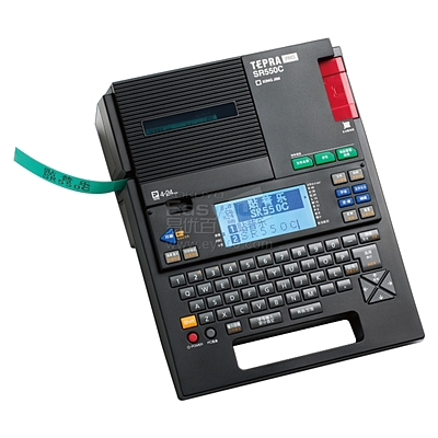 锦宫 标签打印机(可连PC) (黑)  SR550C