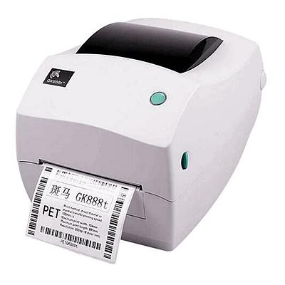 斑马 桌面型条码打印机  GK888T