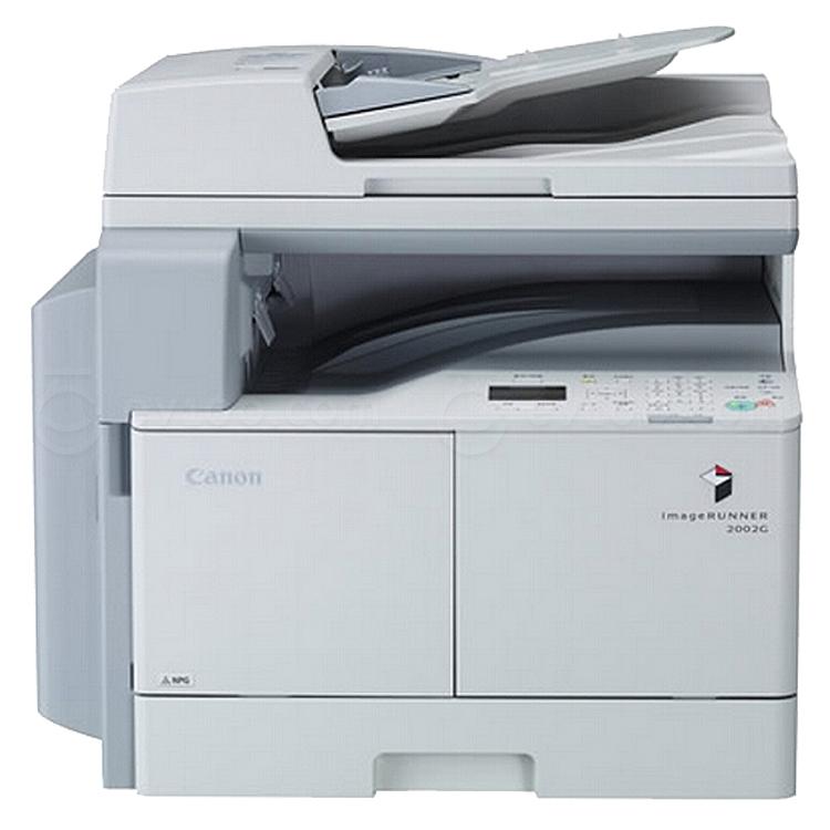 佳能 复印机租赁保底费(月) 黑白复印机  套餐A1