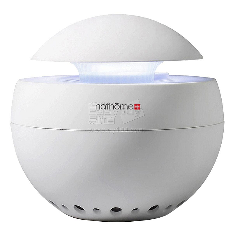 北欧欧慕 LED香薰净化器 (天使白) 5平方米  NJH001S