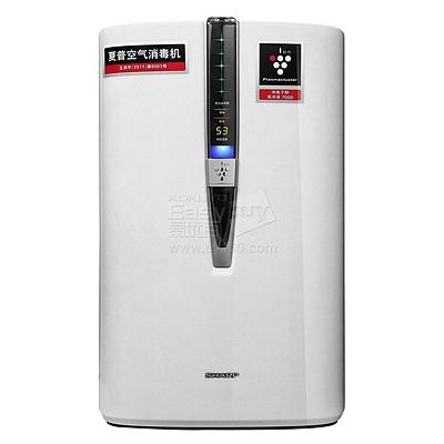 夏普 空气净化器/消毒机 (白) 加湿型  KC-W380SW-W