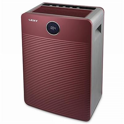 莱克 空气净化器 (酒红色) 去雾霾PM2.5  AP71