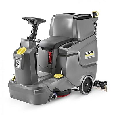 凯驰 套装洗地机(含电瓶)  BD50/70Bp