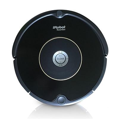 艾罗伯特 iRobot机器人扫地机吸尘器 (黑色) 续航61-120分钟  615