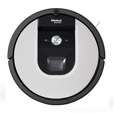 艾罗伯特 iRobot机器人扫地机吸尘器 (黑色) 智能APP  964