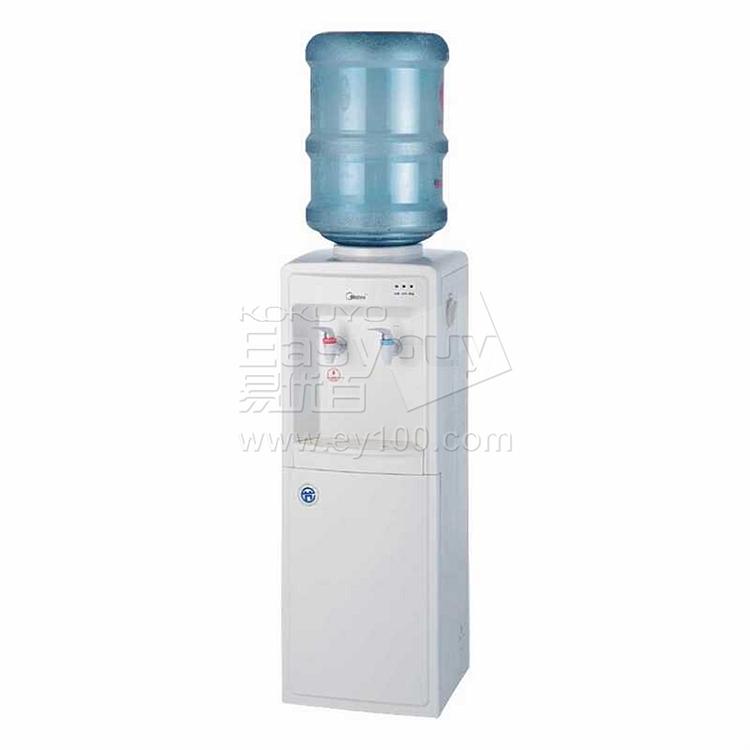 美的 立式饮水机 冷热  MYD718S-X