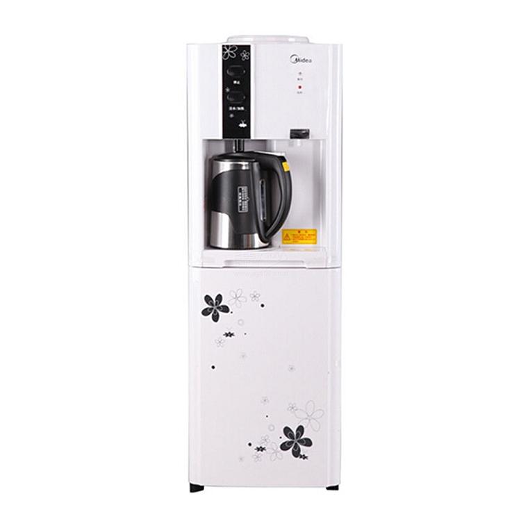 美的 电子制冷沸腾胆饮水机 冷热型  MYD926S-W