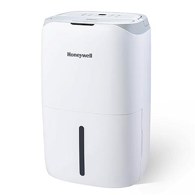 霍尼韦尔 Honeywell除湿机 (白色) 7L大水箱,除湿量20L/天  CF0.5BD20TW