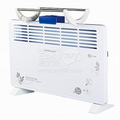 荣事达 对流式取暖器 (白)  XH-10