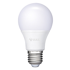 公牛 E27螺口LED灯泡 (白色) 9W白光  MQ-A10911