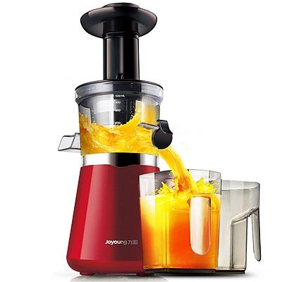 九阳 榨汁机 原汁机 (红色) 150W  YZ-V15