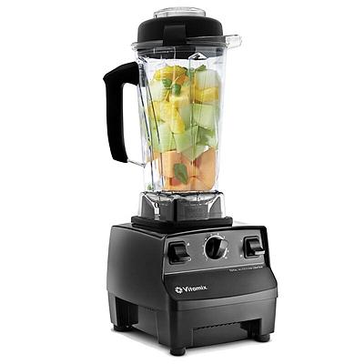 维他密斯 Vitamix料理机/破壁机 (黑色) 2000ml  TNC5200