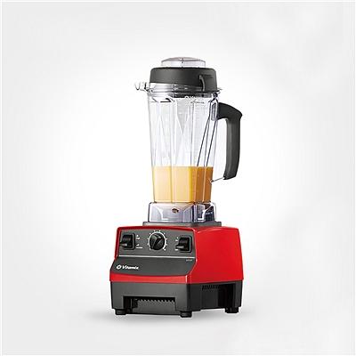 维他密斯 Vitamix料理机/破壁机 (红色) 2000ml  TNC5200
