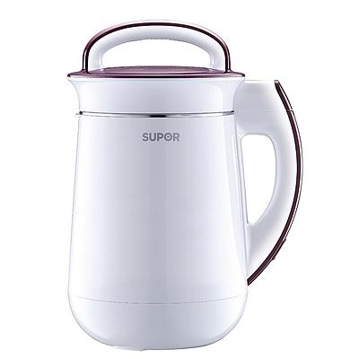 苏泊尔 破壁免滤多功能豆浆机 (白色) 1.3L  DJ13B-P80
