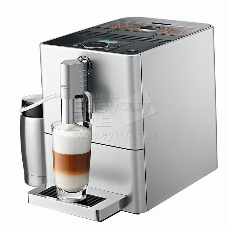 优瑞 Jura原装进口全自动商用咖啡机 (银)  ENA Micro9