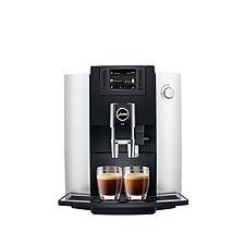 优瑞 Jura全自动家用商用咖啡机 瑞士原装进口  E6