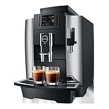 優瑞 全自動咖啡機 (黑)  WE8