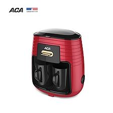北美电器 ACA咖啡茶饮机 (黑红)  ALY-12KF05J
