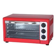 北欧欧慕 电烤箱 (红) 11L  NKX1421XT