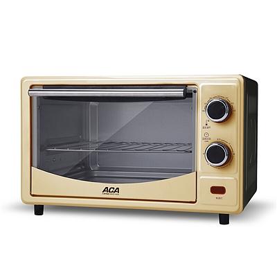 北美电器 ACA多功能电烤箱 (黄)  ALY-KX153J