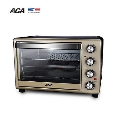 北美电器 ACA多功能电烤箱 (棕)  ALY-32KX08J