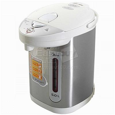 美的 电热水瓶 5升  PD105-50G