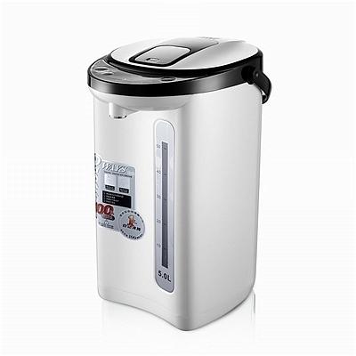 荣事达 电热水瓶大容量电动出水 (银白) 5L  RP-A50Q