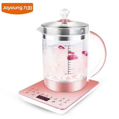 九阳 养生壶 保温玻璃材质 (玫瑰金) 1.5L  K15-D05